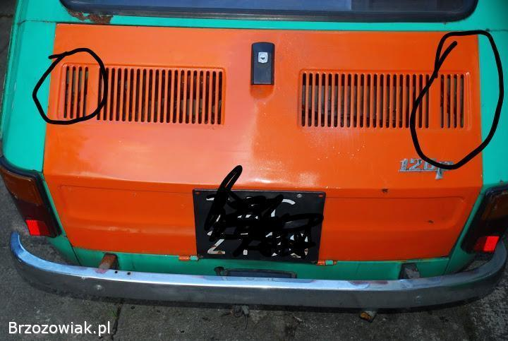 Kupie klapę do Fiata 126p