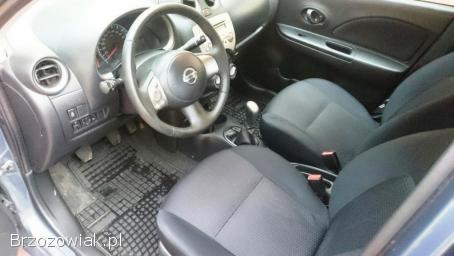 Nissan Micra K13 1.  2 80 2012