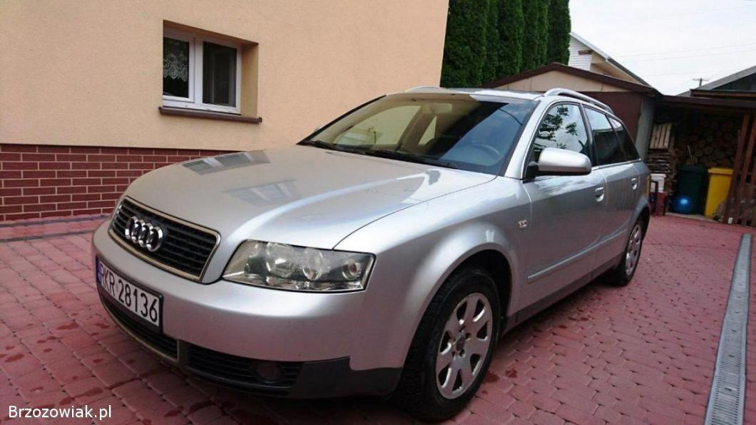 Audi A4 B6 1,  9TDI 100KM 2004