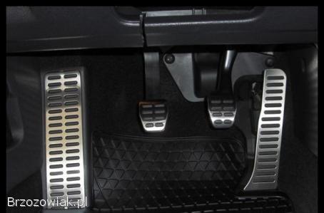 Nakładki na pedały VW Golf 6 GTI MK6 Jetta MK5 Scirocco Passat Tiguan