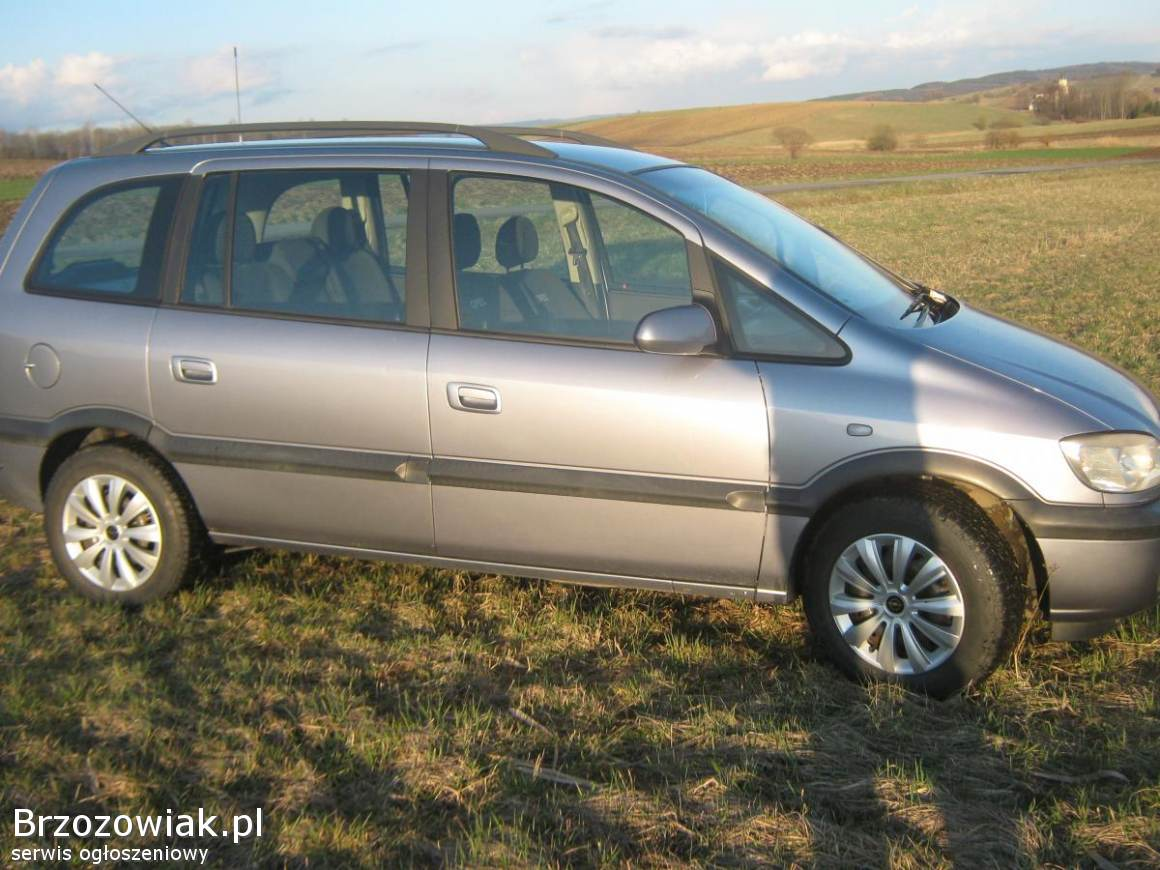Opel Zafira Lift 2003