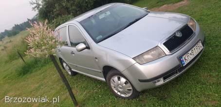 Škoda Fabia Kombi 2002